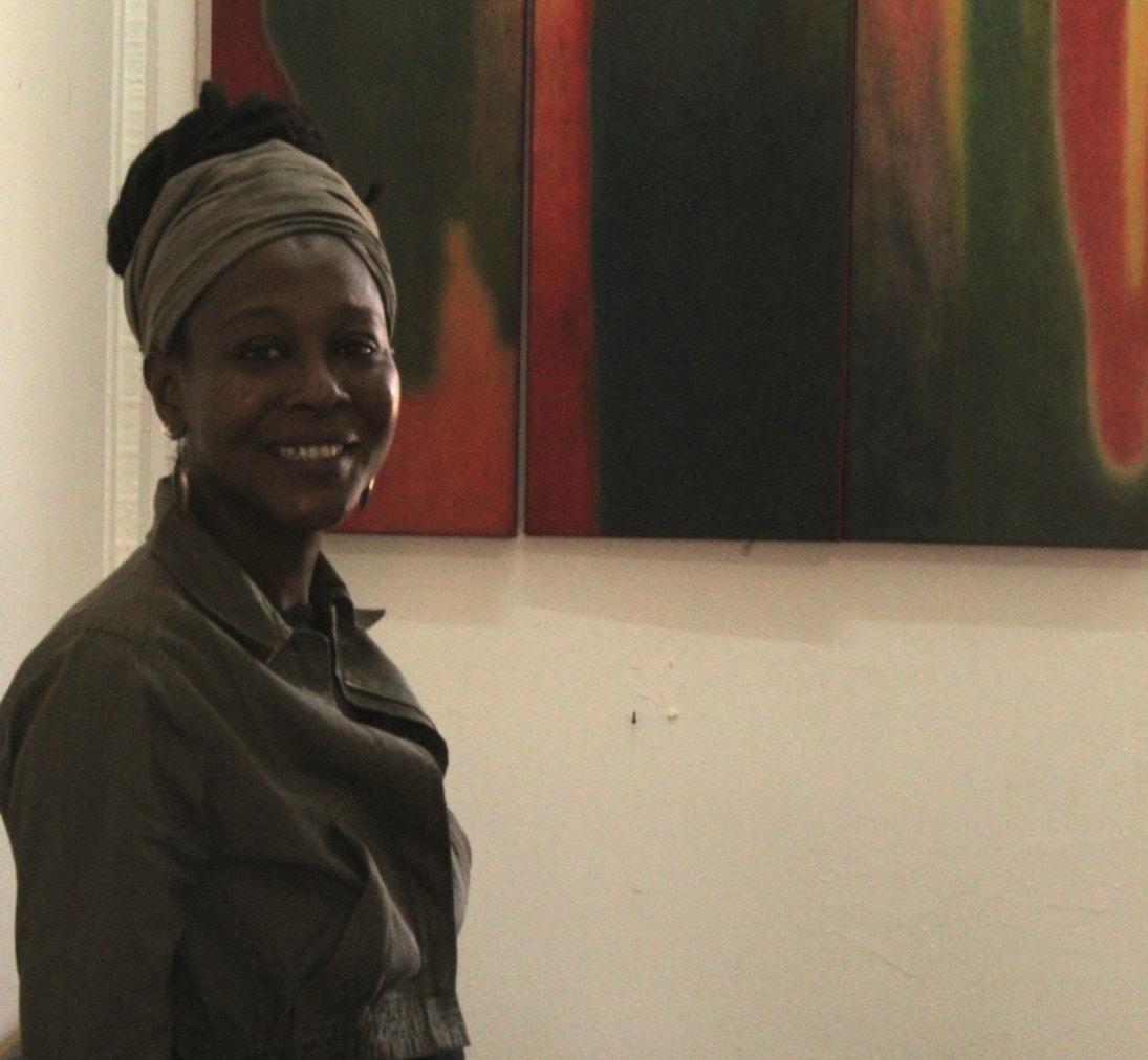 Dieynabou Baldé, artiste