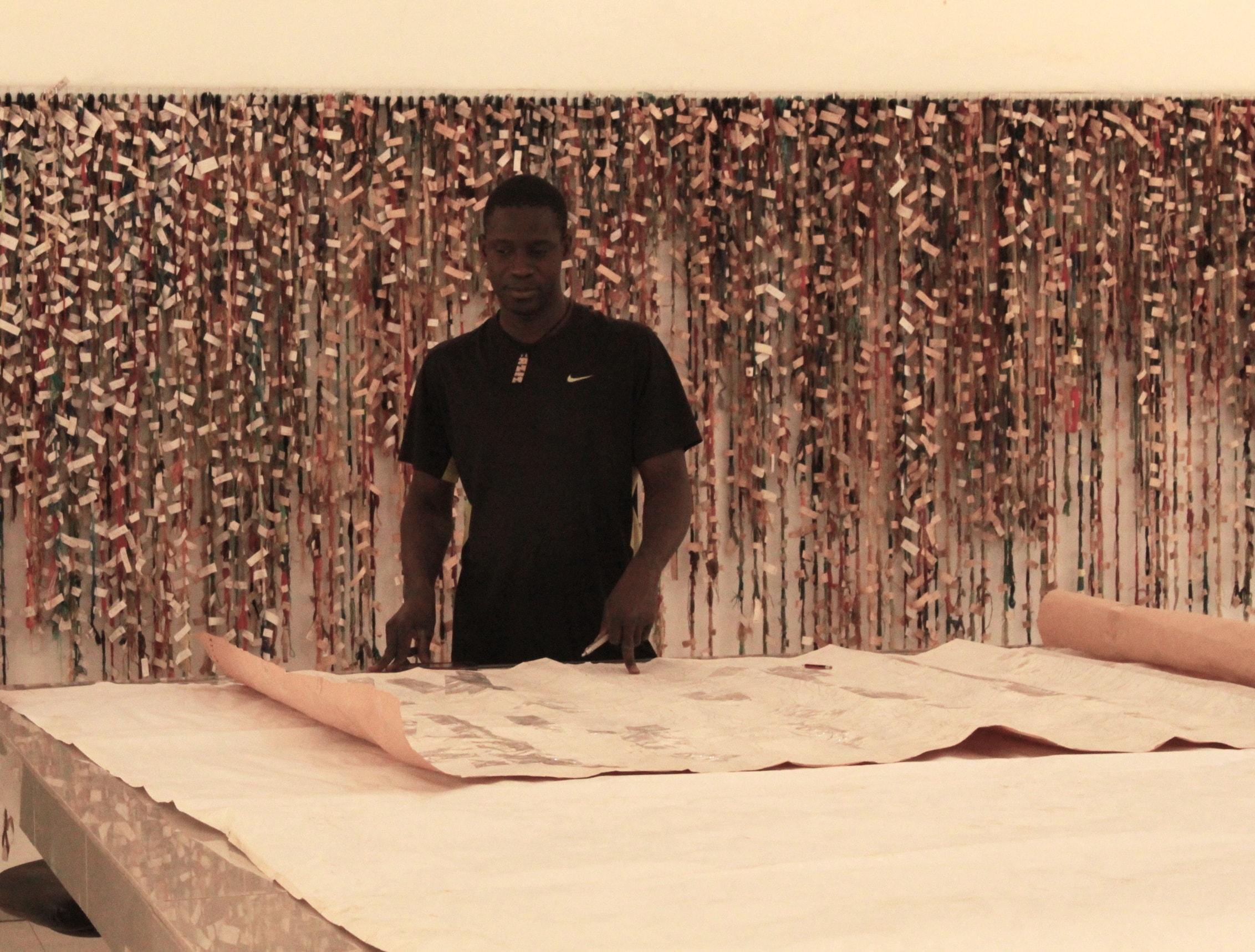 La manufacture de tapisserie du Sénégal, Thiès